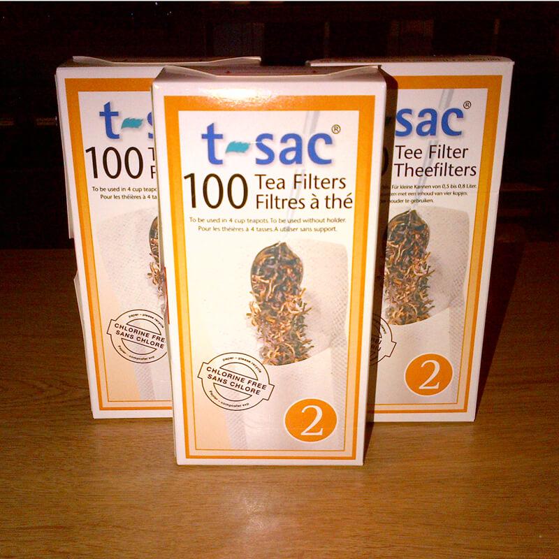 #2 T-Sac Tea Filter