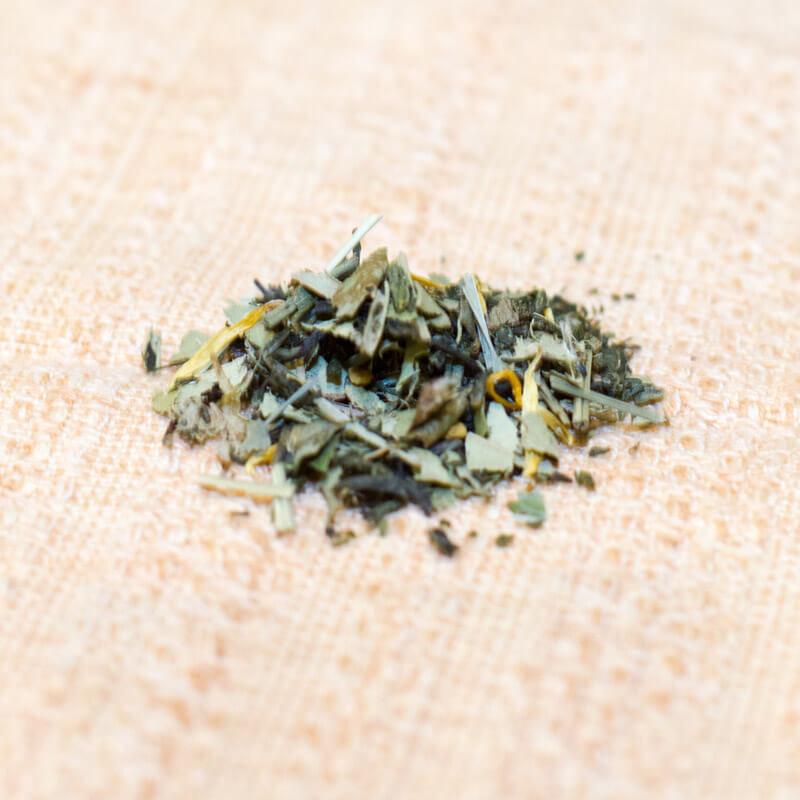 Honey lemongrass