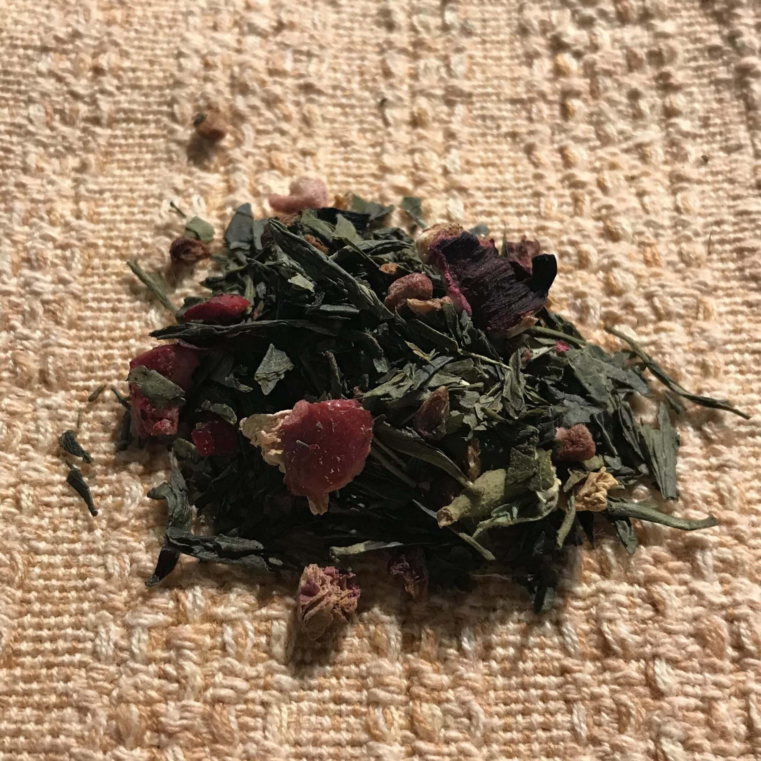 Raspberry Hibiscus